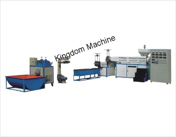 Extrusora Reciclaje de plástico de alta velocidad KD-D Series