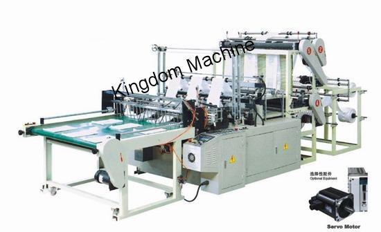 Máquina para fabricar bolsas de 6 líneas