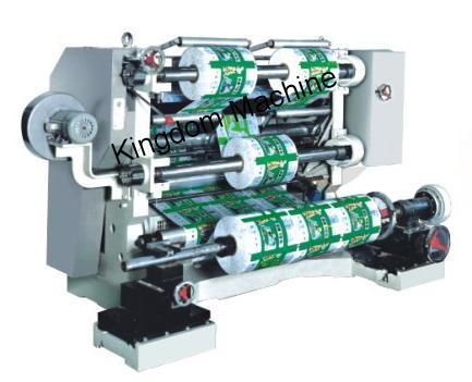 Rebobinadoras de Plastico Film Y Alumimio Foil Y Papel